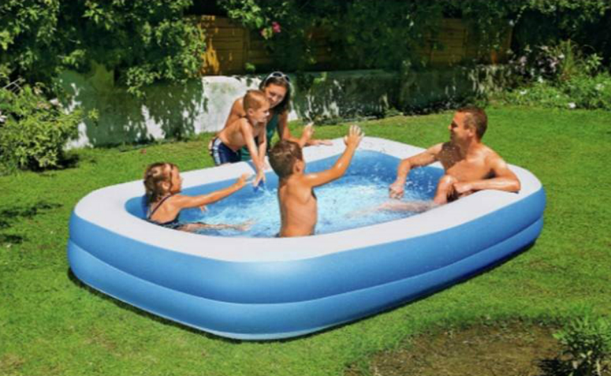 Argos customers are cooling down and making the most of for Garden pool argos